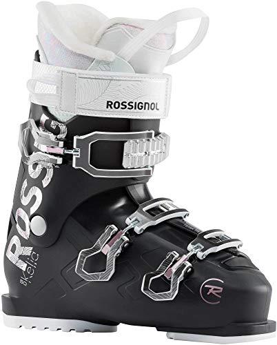 Rossignol Kelia 50 Ski Boots Womens Sz 9.5 (26.5) Soft Black