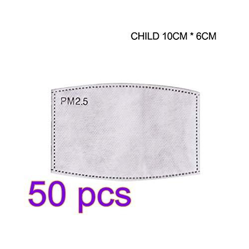 TDORA TDORA Filtre à Charbon Actif pour Enfants PM2,5 N95 en...