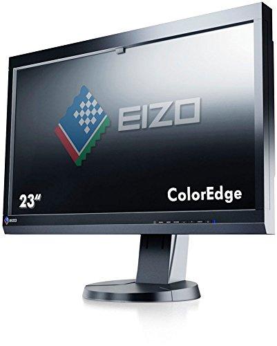 Eizo CS230B 58,4 cm (23 Zoll) Grafik Monitor (DVI-I, HDMI, DisplayPort, 11ms Reaktionszeit) schwarz