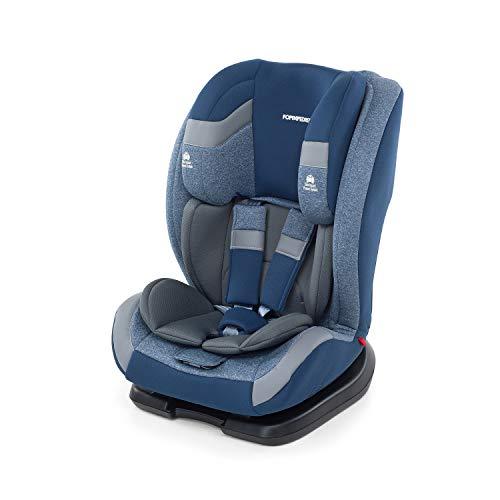 Foppapedretti Re-Klino Seggiolino Auto, Blu, 9 - 36 kg