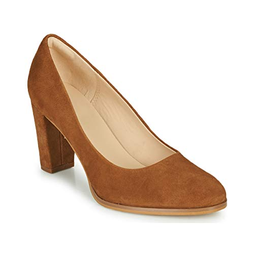 Clarks Kaylin Cara 2 Pumps Damen Camel - 36 - Pumps Shoes