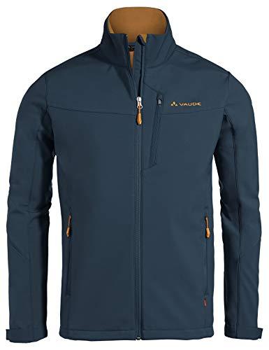 VAUDE Herren Men's Cyclone Jacket V Jacke, Steelblue, XXL
