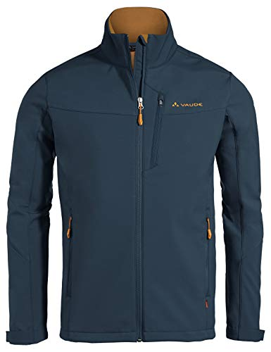 VAUDE Herren Men\'s Cyclone Jacket V Jacke, Steelblue, L