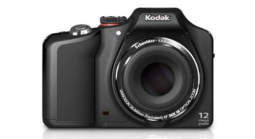 Kodak EasyShare MAX Z990 Digitalkamera (12 Megapixel, CMOS, 30-fach opt. Zoom, 7,6 cm (3 Zoll) Display, bildstabilisiert)