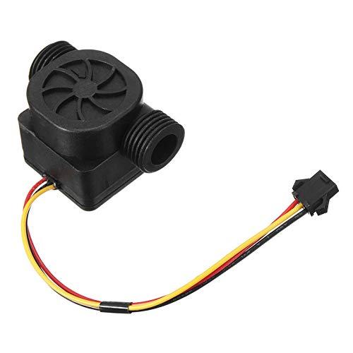 MAIOPA 1pc G1 / 2 1-30L / min DC5V Wasserdurchflusssensor Durchflussmesser Halle Flow Sensor Water Control 1.75MPa Zähler Schalter for Arduino Hilfreiches Zubehör
