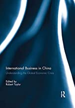 International Business in China: Understanding the Global Economic Crisis