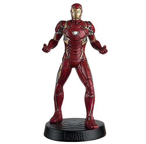 Eaglemoss Marvel Movie Collection Nº 31 Iron Man Mark XLVI