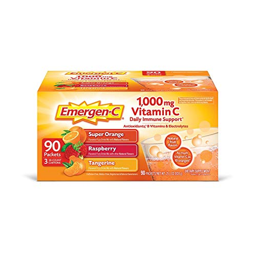 SCS Emergen-C Variety Flavor Pack - 90 ct. by Emergen C [Foods]