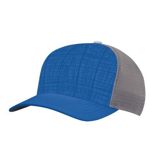 adidas Climacool Colourblock Mesh Gorra de Golf, Hombre, Azul, Talla Única
