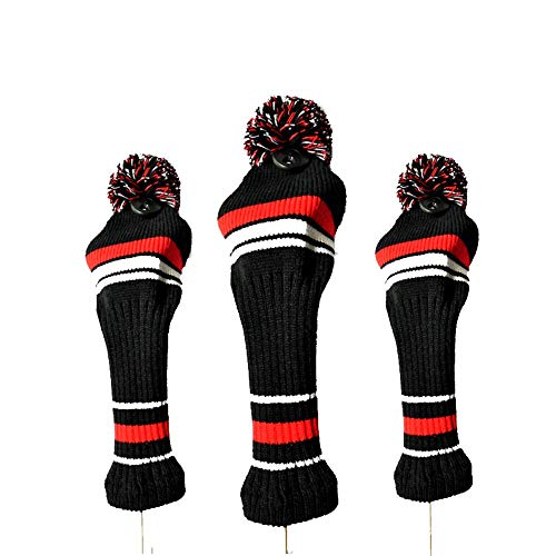 Buy Discount YAOSHIBIAN- Classic Retro Head Cover Golf Putter Headcover Standard Size Protector with...