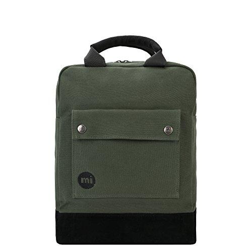 Mi-Pac Mochila de a diario, verde oscuro (Verde) - 742910-S10