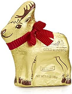 Milk Reindeer 3.5 oz Holiday Chocolate Figure