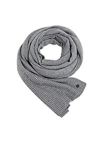 ESPRIT Damen 990EA1Q311 Mode-Schal, Light Grey (040), Einheitsgröße