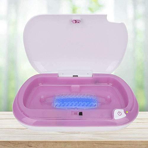 USB Stérilisation Box, Nail Art stérilisateur stérilisateur à l'ozone Adulte Enfant sous Maquillage des Ongles UV Outil de désinfection Boîte
