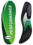Dr. Scholl's Performance Sized to Fit Running Insoles for Men & Women // Help Prevent Plantar Fasciitis, Shin Splints and Runner's Knee