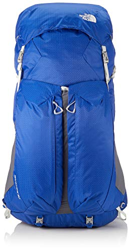 THE NORTH FACE Damen W Banchee 50 L Tagesrucksack, Mehrfarbig (Blue/Grey), 22x24x45 Centimeters H x L