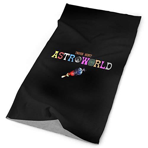 Frame Travis Sc-Ott Astro-World Tour 2018 Nesiacute02 By Nesia Cute Meliza Neck Gaiter Anti Uv Face Covering Sweat Wicking Headbands