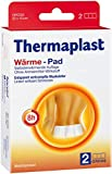 [page_title]-Thermaplast Wärme-Pad 22 x 10 cm, vollflächig klebendes Wärmepflaster, Schmerzpflaster für 8 Stunden therapeutische Tiefenwärme bei Muskelschmerzen (2. St. in der Packung)