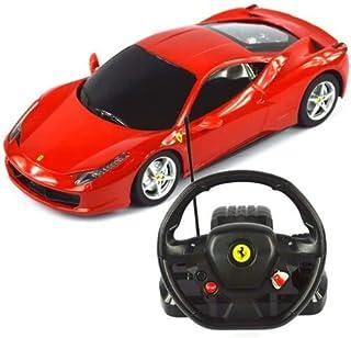 Rastar R/C 1:18 Ferrari 458 Italia, Multi-Color