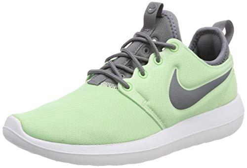 Nike Damen Wmns Roshe Two Turnschuhe, Grün, (Fresh Mint/Cool Grey/White), 39 EU