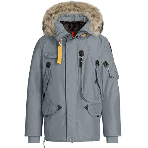 Parajumpers Right Hand Agave Giacca Grey 668 Uomo