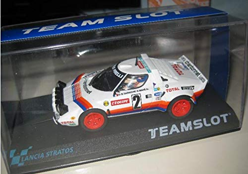 Fly SCALEXTRIC Lancia Stratos Tour DE France 1980 DE Team Slot