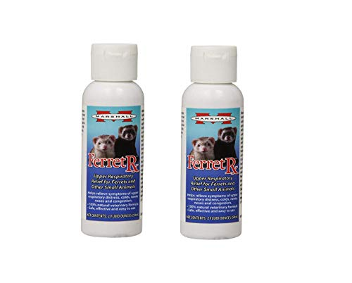 Marshall 2-Ounce Ferret Rx Upper Respiratory Treatment (2 Pack)
