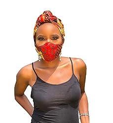 handmade african craft ~ mask