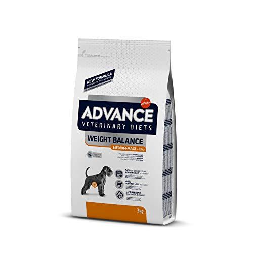 Advance Veterinary Diets Croquettes pour Chien Obésité 3 kg