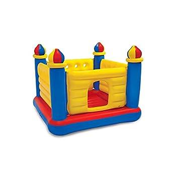 Intex Jump O Lene Castle Inflatable Bouncer for Ages 3-6