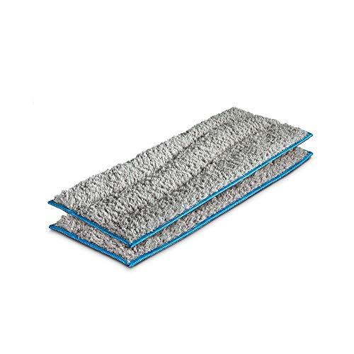 iRobot, Reinigungstücher-Set für Fußböden waschbar . grau