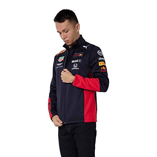 Red Bull Racing Official Teamline Softshelljacke, Herren Small - Original Merchandise