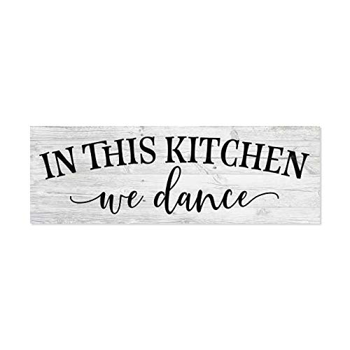 this kitchen is for dancing - 6