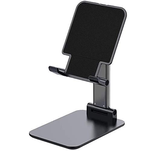 Nrpfell Soporte para Tableta Plegable y Ajustable, Soporte de Escritorio Compacto para, Base para TeléFonos, Galaxy Tabs