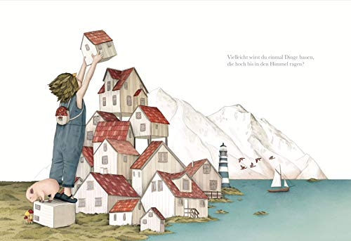 Vielleicht - Eine Geschichte über die unendlich vielen Begabungen in jedem von uns: Das besondere Kinderbuch (Geschenkbuch Mädchen und Jungen)