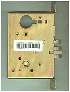 Schlage L9050 Office/Inner Entry Lock LB Heavy Duty Commercial Mortise Lock Body (Chassis Only)