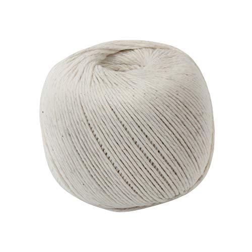 Quality Park, 10 Ply String in Ball, Cotton, White, Medium, 475 Feet (46171)