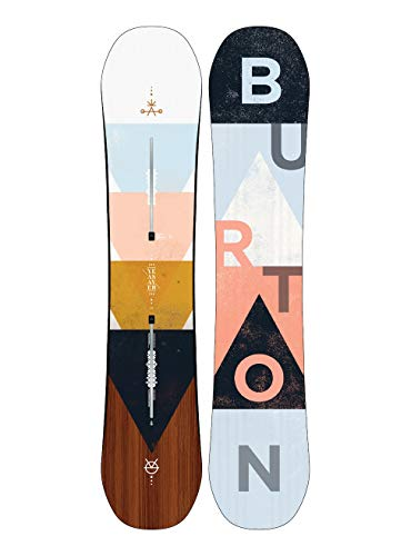 Burton Damen Yeasayer Snowboard, No Color, 152