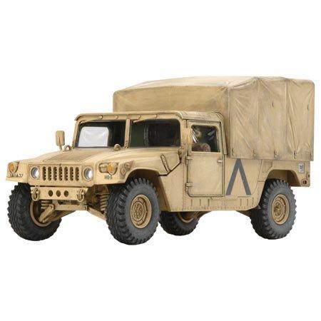 Tamiya - 32563 - Maquette - 4 x 4 Utility Cargo - Echelle 1:48