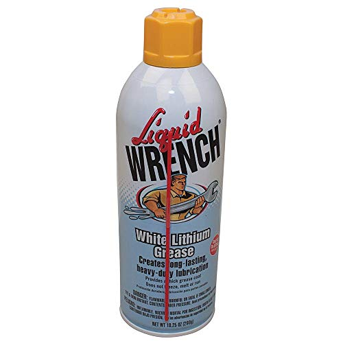 Liquid Wrench L616 White Lithium Grease - 10.25 oz.