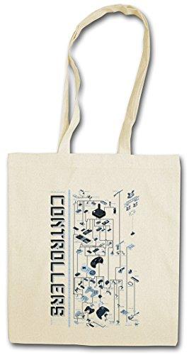 Urban Backwoods Controller Evolution Boodschappentas Schoudertas Shopping Bag