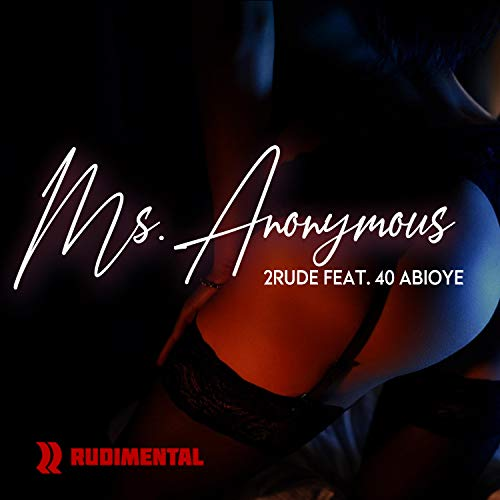 Ms. Anonymous (feat. 40 Abioye) [Explicit]