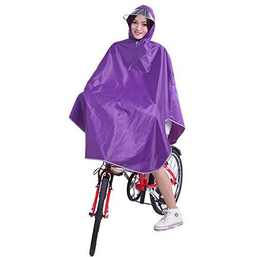 IAIZI Regenjas Poncho Hoodie Regenjas Sjaal Outdoor Fiets Motorfiets Scooter