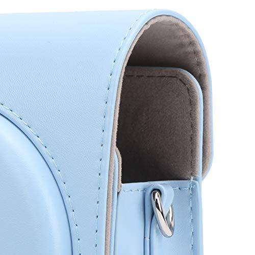 Camerabeschermhoes, schouder Cameratasje Camerabescherming Slijtvast voor Instax SQUARE SQ1 for Gift(blue)