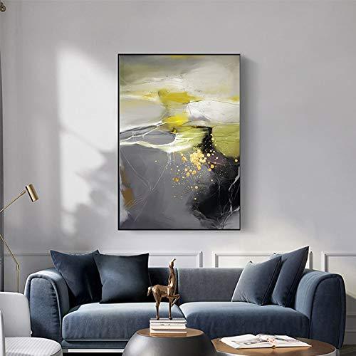 Geen frame lak ng, Chaos kleur canvas olie ng, bedrukking appartement, corporate wallpaper30x40cm