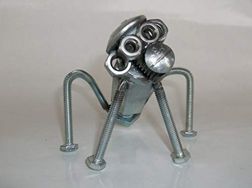 Monkey, Metal Monkey Sculpture, Monkey Figurine