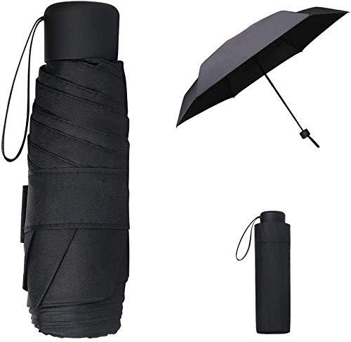 Skyte® Mini Folding Umbrella Pocket Umbrella Lightweight Compact Folding...