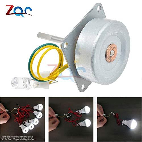 Generador sin escobillas micro 3 fases Mini generador