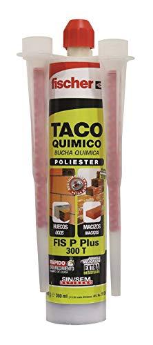 Tacos Hilti Marca fischer
