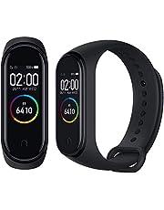 Xiaomi Band 4 Fitness Tracker 0,95 inch Kleur AMOLED Monitor Hartslagfrequentie 50 m Activity Tracker Waterdicht Smart Armband 2019 Zwart E-Commerce 21,6 mm